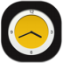72x72px size png icon of clock analog