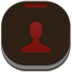 72x72px size png icon of contacts