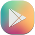 72x72px size png icon of googleplay