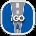 72x72px size png icon of igo