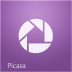 72x72px size png icon of picasa
