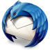 72x72px size png icon of Thunderbird