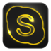 72x72px size png icon of skype