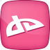 72x72px size png icon of Active Deviantart