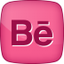 72x72px size png icon of Hover Behance