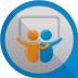 72x72px size png icon of slideshare
