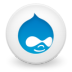 72x72px size png icon of drupal