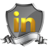 72x72px size png icon of linkedin