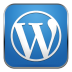 72x72px size png icon of wordpress