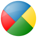 72x72px size png icon of social google buzz button