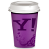 72x72px size png icon of yahoo