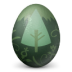 72x72px size png icon of forrst
