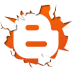72x72px size png icon of social inside blogger