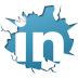 72x72px size png icon of social inside linkedin