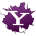 72x72px size png icon of social inside yahoo
