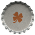 72x72px size png icon of metal clover