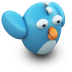 72x72px size png icon of TwittingFlying