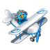 72x72px size png icon of twitter plane