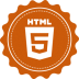 72x72px size png icon of html 5