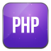72x72px size png icon of php