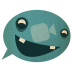 72x72px size png icon of Ichat
