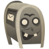 72x72px size png icon of Postbox