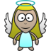 72x72px size png icon of Angel