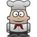 72x72px size png icon of Chef