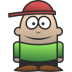 72x72px size png icon of Kid