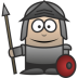 72x72px size png icon of Knight