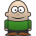 72x72px size png icon of Man