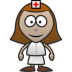 72x72px size png icon of Nurse