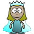 72x72px size png icon of Princess