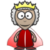 72x72px size png icon of Queen