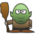 72x72px size png icon of Troll