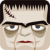 72x72px size png icon of frankenstein
