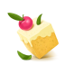 72x72px size png icon of Box 03 Cake Cherry