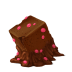 72x72px size png icon of Box 04 Cake Chocolate