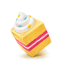 72x72px size png icon of Box 05 Cake Sweet