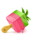 72x72px size png icon of Box 19 Ice Cream Strawberry