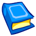 72x72px size png icon of Book