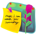 72x72px size png icon of Sticky Note