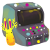 72x72px size png icon of System