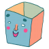 72x72px size png icon of Bin Empty 2