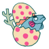 72x72px size png icon of FishEgg