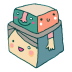 72x72px size png icon of Storage Box