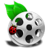 72x72px size png icon of File Movie