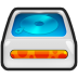 72x72px size png icon of Harddisk