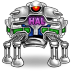 72x72px size png icon of robot hal