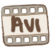 72x72px size png icon of avi